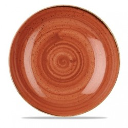 Misa EVOLVE 248 mm pomarańczowa, CHURCHILL, Stonecast Spiced Orange 305754